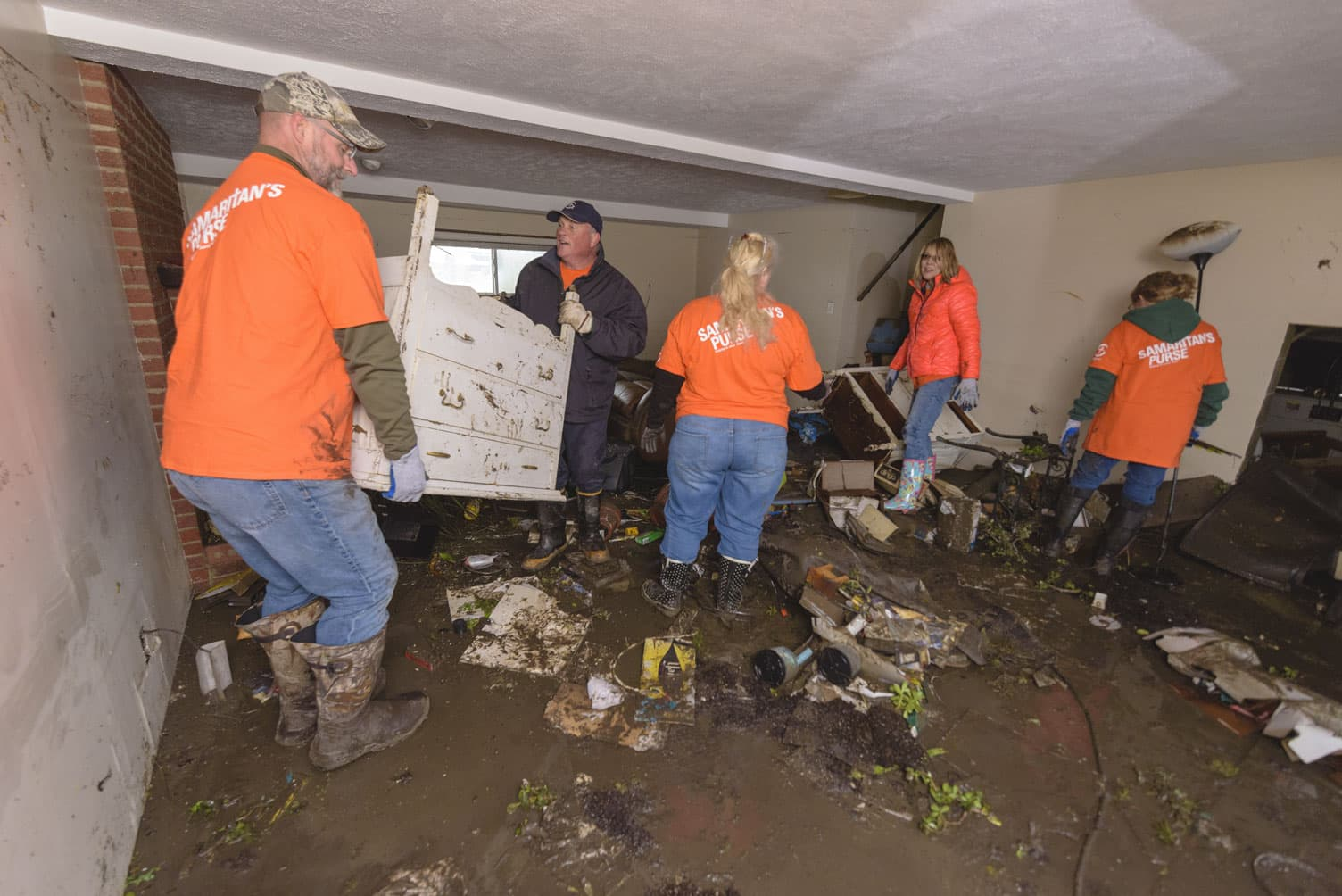 We deployed to multiple states this spring after severe weather systems ripped through the country and left homeowners desperate for help.
