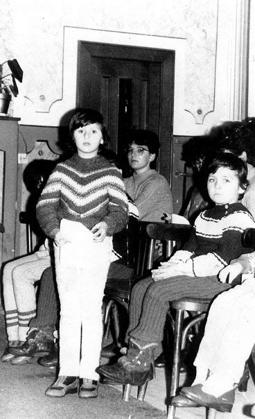 Tania childhood music program