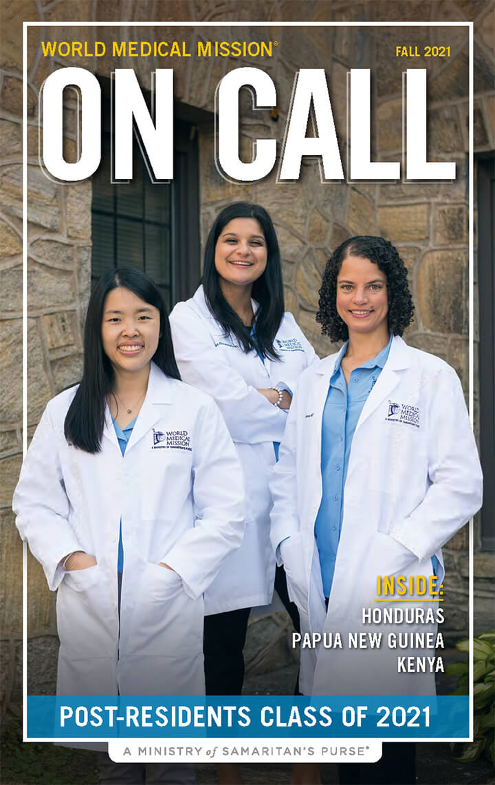 OnCall Magazine Cover